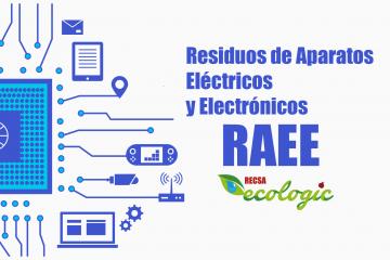 residuos de aparatos electrónicos