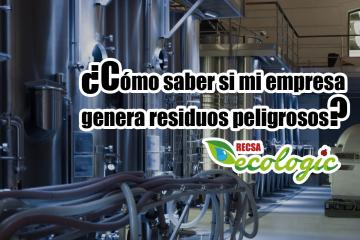 generador de residuos