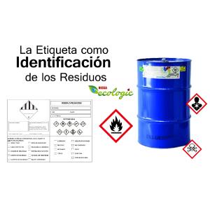 La etiqueta como identificación de los residuos