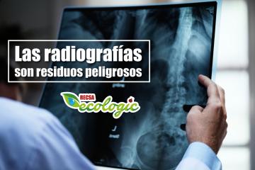 las radiografías son toxicas