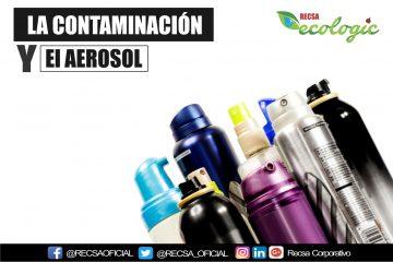 contaminacion y el aerosol