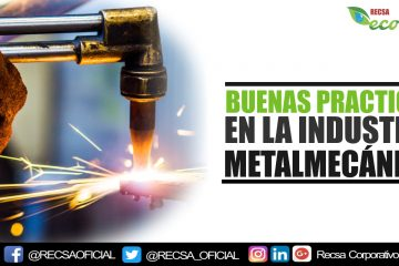 buenas practicas en la industria metalmecanica