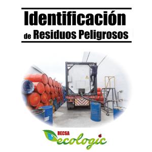 Identificación de Residuos Peligrosos